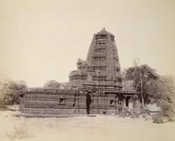 General view of the Amriteshvara Temple, Ratanvadi